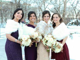 Lauren and Rushad's Wedding in Albany, New York 3
