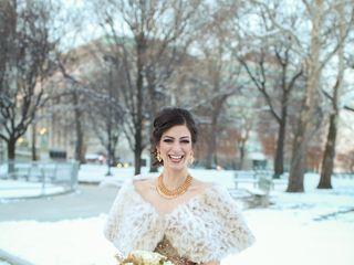 The wedding of Rushad and Lauren 3
