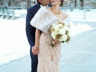Lauren and Rushad's Wedding in Albany, New York 6