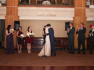 Lauren and Rushad's Wedding in Albany, New York 8
