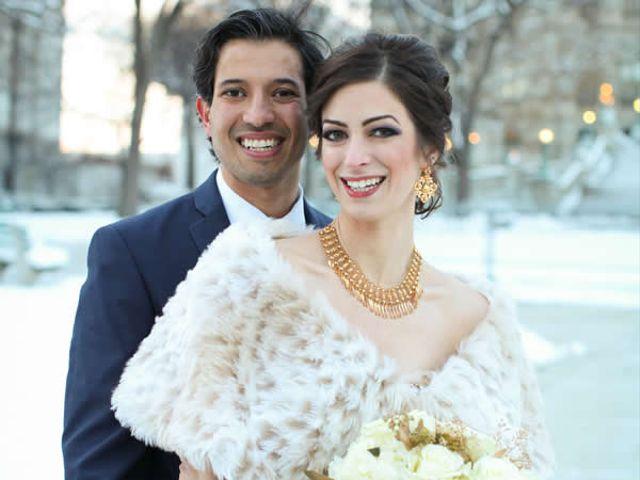 The wedding of Rushad and Lauren