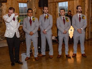 Jose and Kayleann's Wedding in College Grove, Tennessee 3