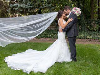 The wedding of Lauren and Jim 1