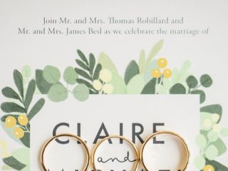 The wedding of Claire and Michael 2