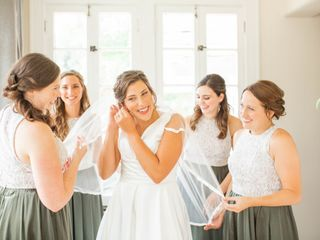 Michael and Claire's Wedding in Covington, Kentucky 3