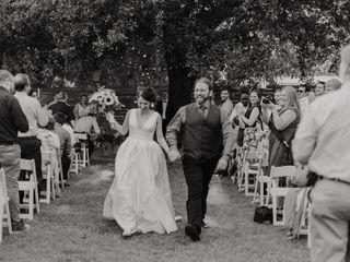 The wedding of Alyssa and Nick 2