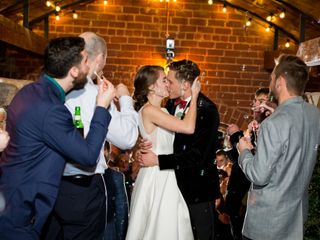 The wedding of Emily and Hank 2
