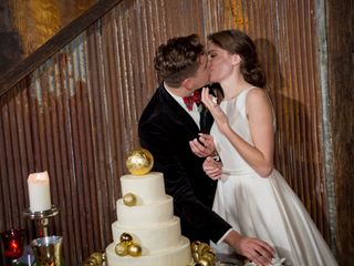 The wedding of Emily and Hank 3