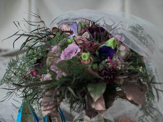 The wedding of Lauren  and Josh 1