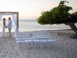 The wedding of Bobby and Rachel