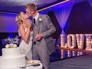 The wedding of Mackenzie and Brad