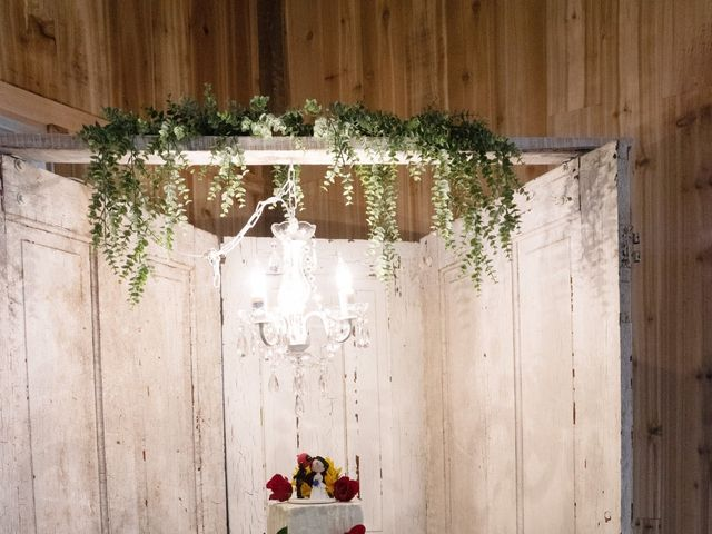 Jose and Kayleann's Wedding in College Grove, Tennessee 4