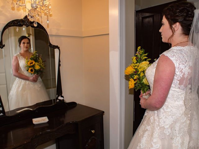 Jose and Kayleann's Wedding in College Grove, Tennessee 11