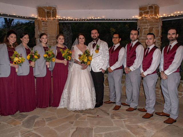 Jose and Kayleann's Wedding in College Grove, Tennessee 17