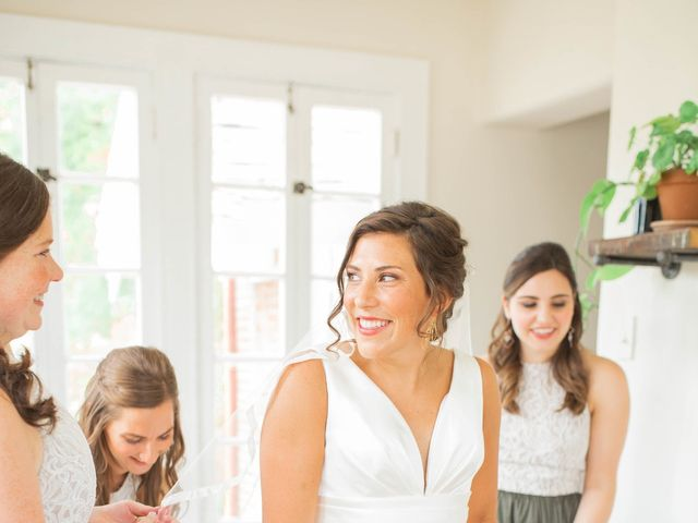 Michael and Claire's Wedding in Covington, Kentucky 14