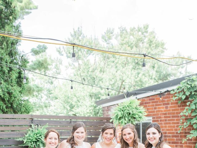 Michael and Claire's Wedding in Covington, Kentucky 20