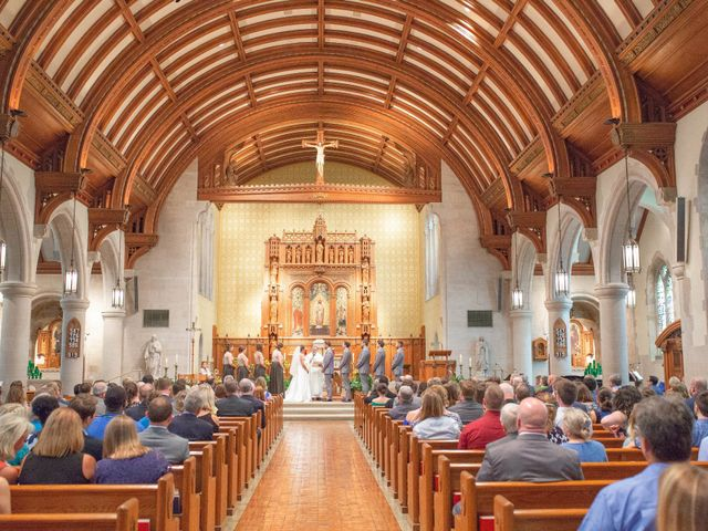 Michael and Claire's Wedding in Covington, Kentucky 24