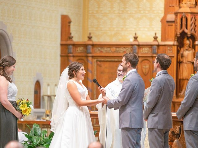 Michael and Claire's Wedding in Covington, Kentucky 25