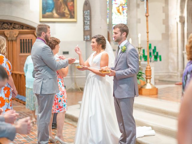 Michael and Claire's Wedding in Covington, Kentucky 26
