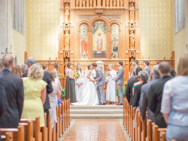 Michael and Claire's Wedding in Covington, Kentucky 27
