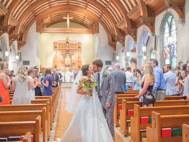 Michael and Claire's Wedding in Covington, Kentucky 30