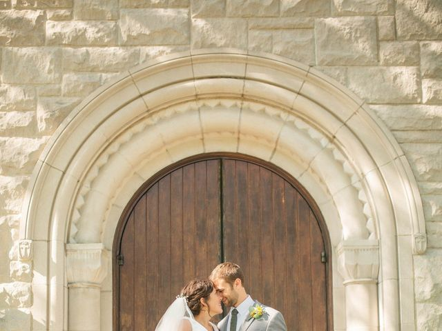Michael and Claire's Wedding in Covington, Kentucky 33