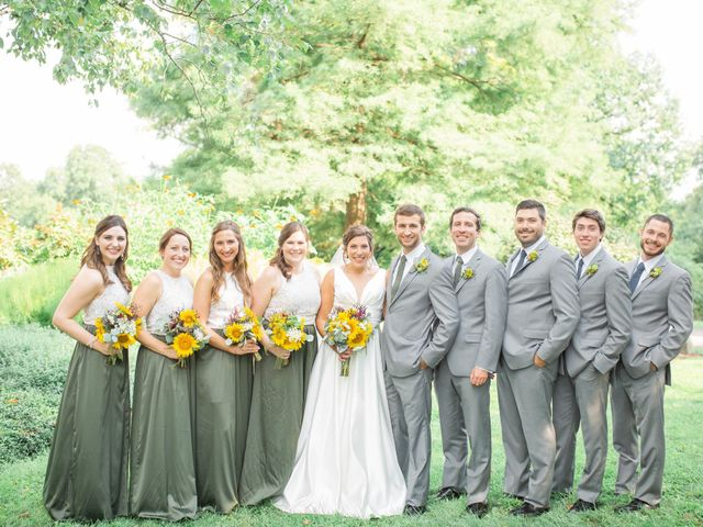 Michael and Claire's Wedding in Covington, Kentucky 34