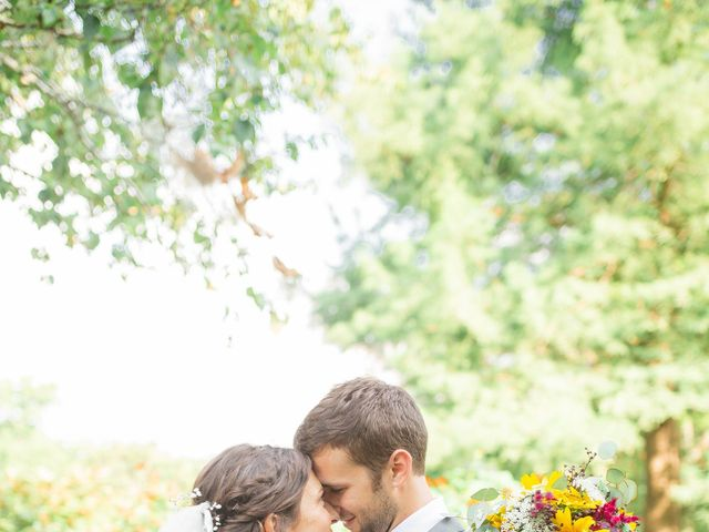 Michael and Claire's Wedding in Covington, Kentucky 38