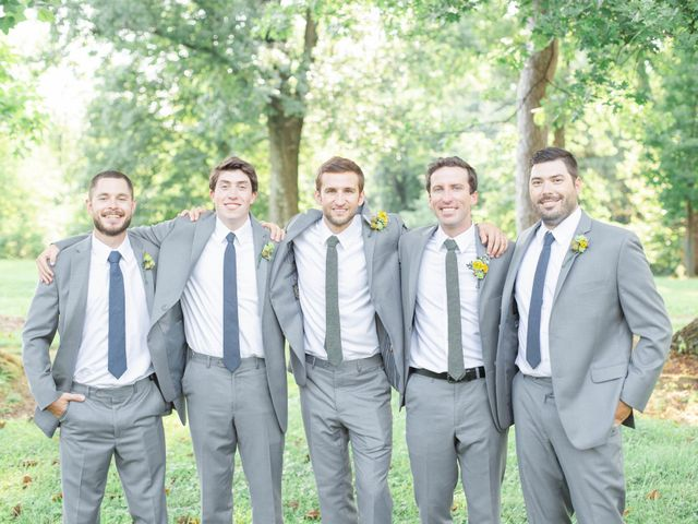 Michael and Claire's Wedding in Covington, Kentucky 39