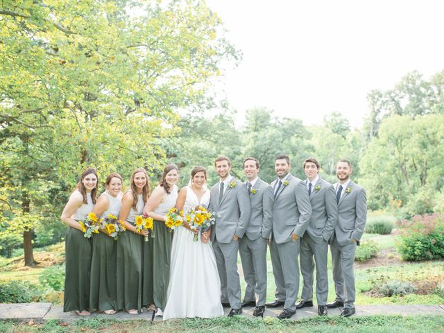 Michael and Claire's Wedding in Covington, Kentucky 48