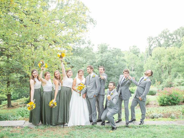 Michael and Claire's Wedding in Covington, Kentucky 49