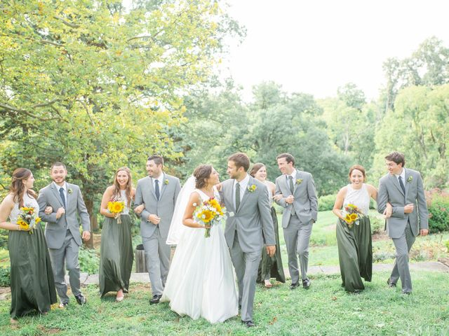 Michael and Claire's Wedding in Covington, Kentucky 50
