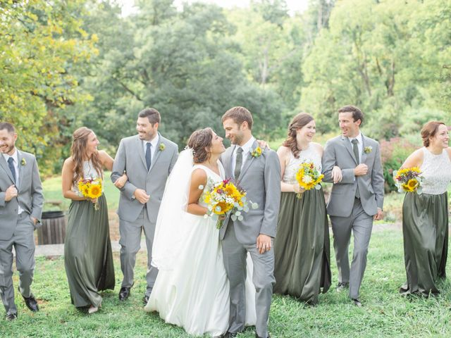 Michael and Claire's Wedding in Covington, Kentucky 51