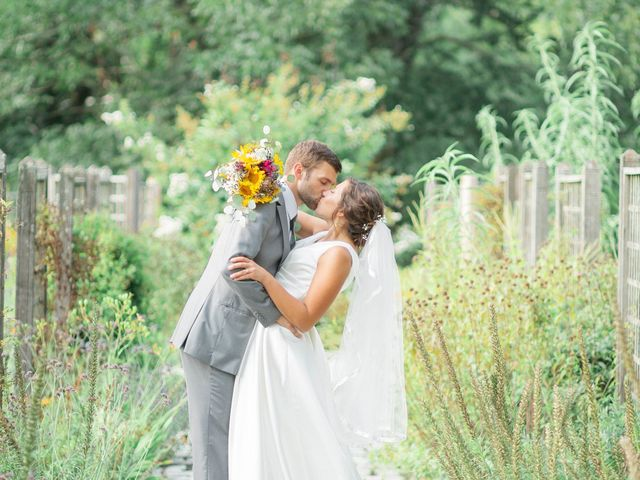 Michael and Claire's Wedding in Covington, Kentucky 55