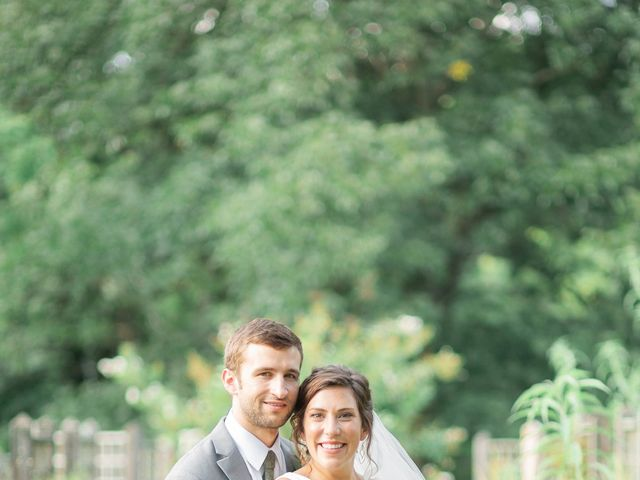 Michael and Claire's Wedding in Covington, Kentucky 56
