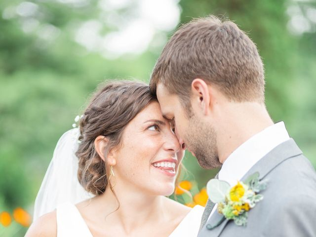 Michael and Claire's Wedding in Covington, Kentucky 62