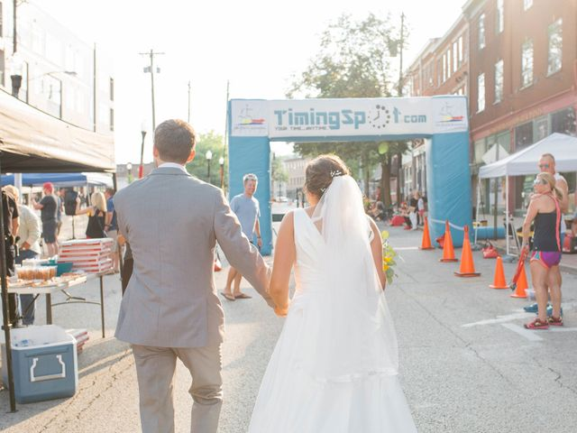 Michael and Claire's Wedding in Covington, Kentucky 71