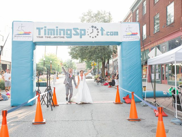 Michael and Claire's Wedding in Covington, Kentucky 72