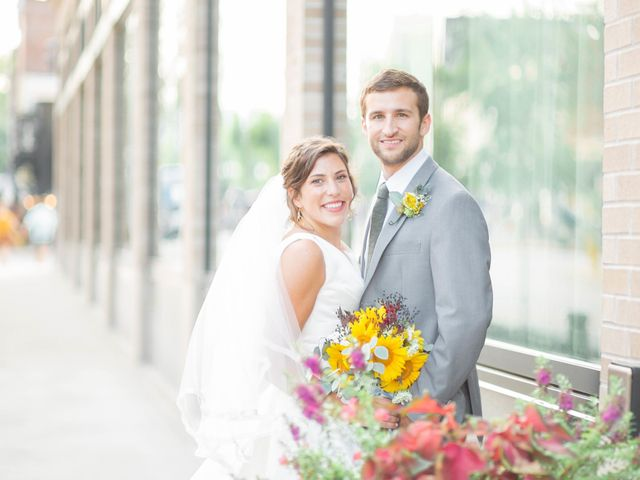 Michael and Claire's Wedding in Covington, Kentucky 78