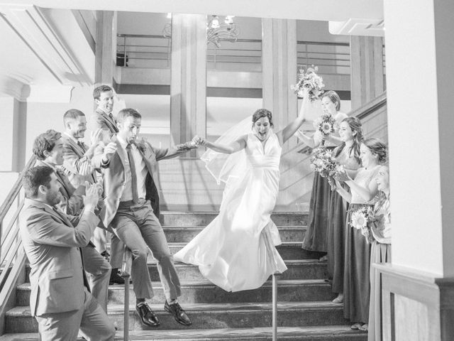 Michael and Claire's Wedding in Covington, Kentucky 80