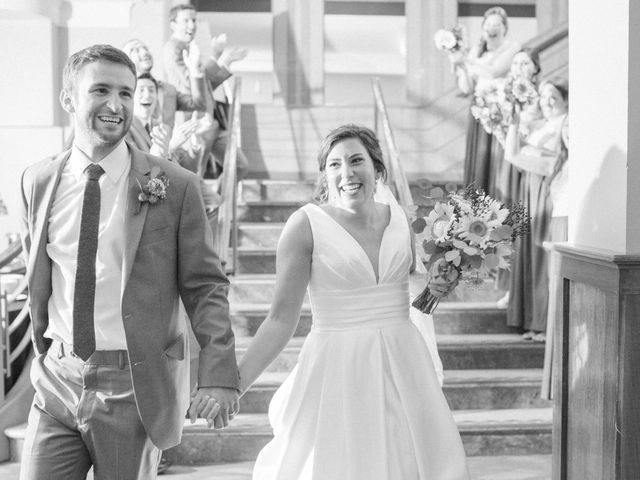 Michael and Claire's Wedding in Covington, Kentucky 81