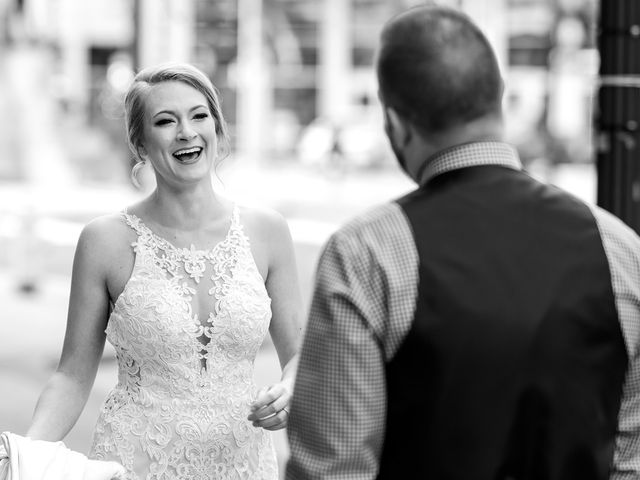 Jason and Katie's Wedding in Allentown, Pennsylvania 11