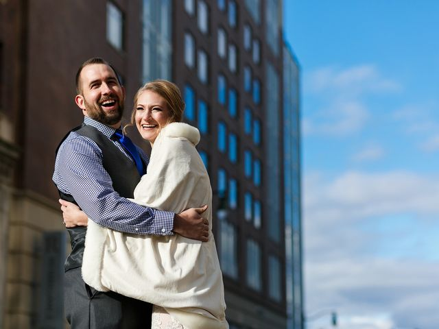 Jason and Katie's Wedding in Allentown, Pennsylvania 14