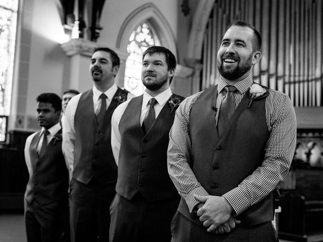 Jason and Katie's Wedding in Allentown, Pennsylvania 23