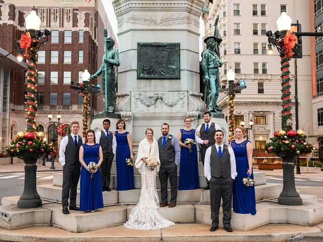 Jason and Katie's Wedding in Allentown, Pennsylvania 31