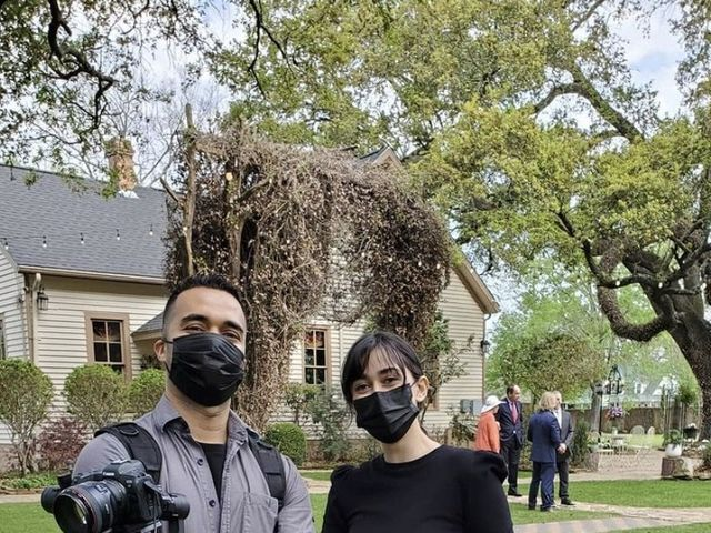 Josh and Fernanda's Wedding in Spring, Texas 3