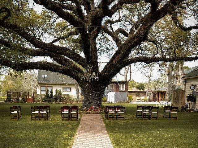 Josh and Fernanda's Wedding in Spring, Texas 4