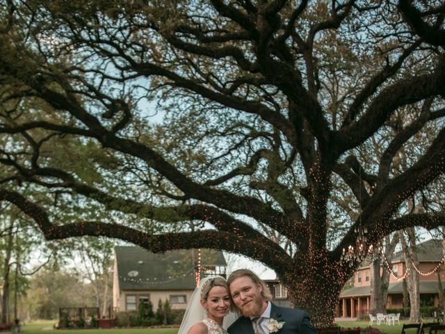 Josh and Fernanda's Wedding in Spring, Texas 41
