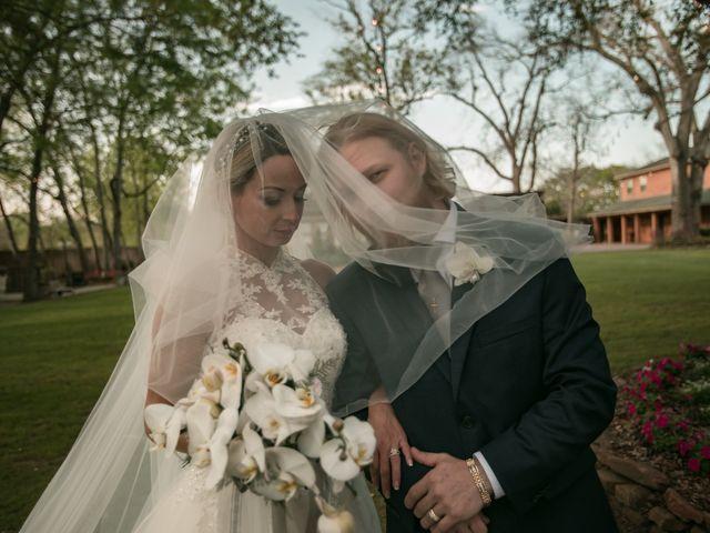 The wedding of Fernanda and Josh