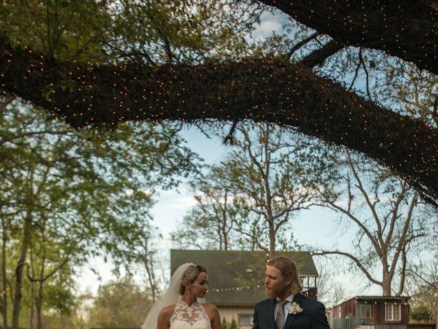 Josh and Fernanda's Wedding in Spring, Texas 49